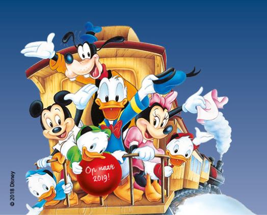 10x Donald Duck Voor Slechts 20 Incl Goed Doel