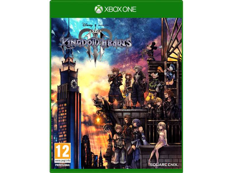 kingdom hearts 3 deluxe edition xbox one mediamarkt
