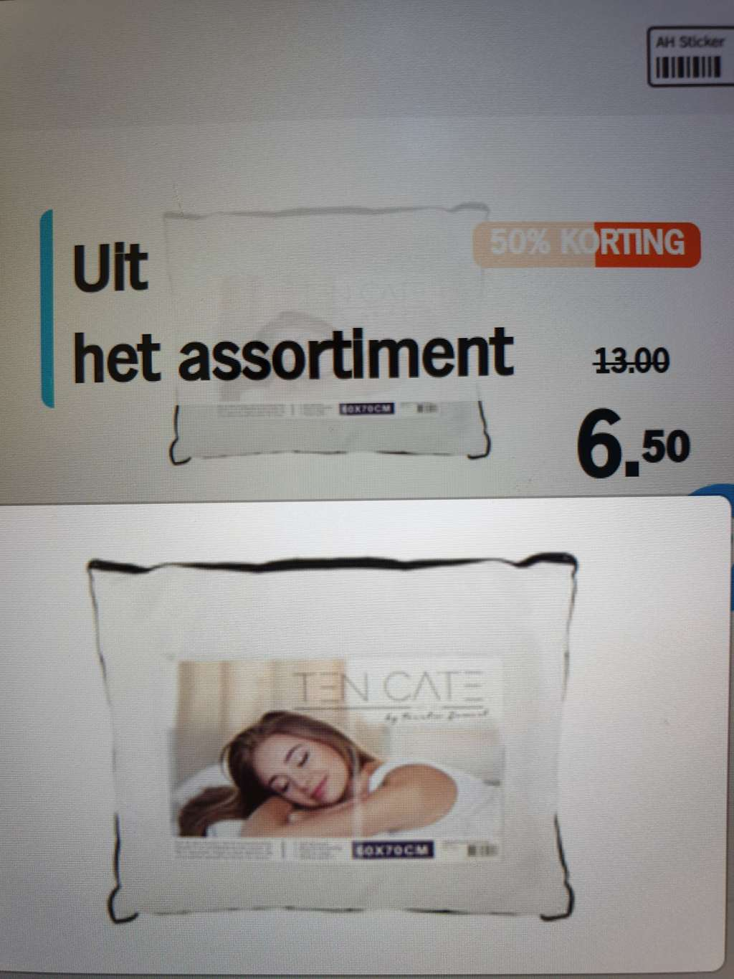 Dekbed Albert Heijn.50 Korting Op Non Food Artikelen Albert Heijn Pepper Com
