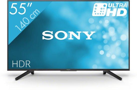 sony 55 inch 140 cm bravia tv 4k hdr ultra hd smart. Black Bedroom Furniture Sets. Home Design Ideas