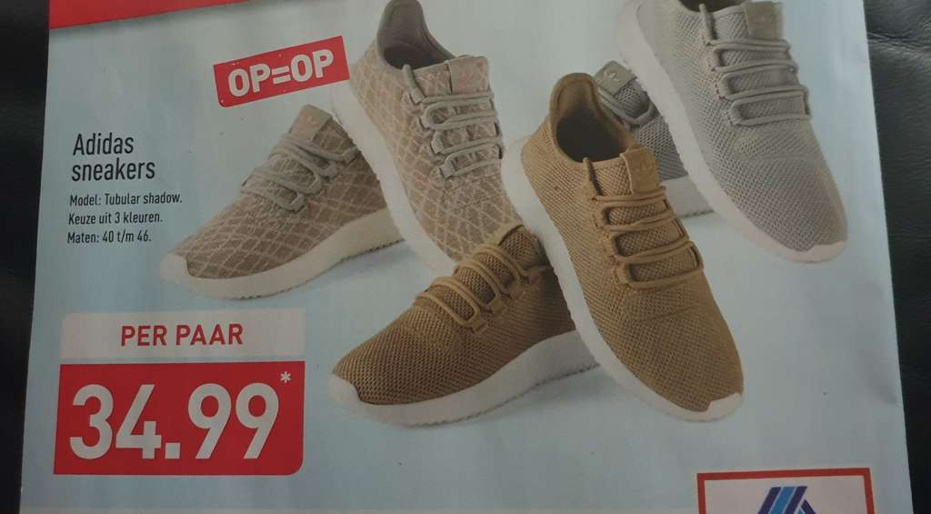 Adidas sneakers @ Aldi