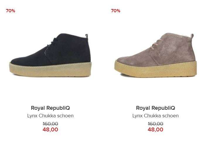 Republic Royal Bay 70Hudson's Dames Schoenen IY67fvybgm