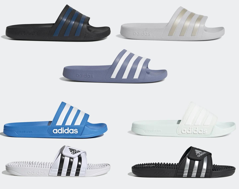 Adidas AdiletteAdissage Badslippers voor </div>                                   </div>         </div>       </div>                                        <div style=