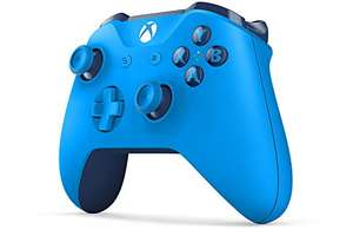 Microsoft Xbox One controller Blauw @Amazon.es