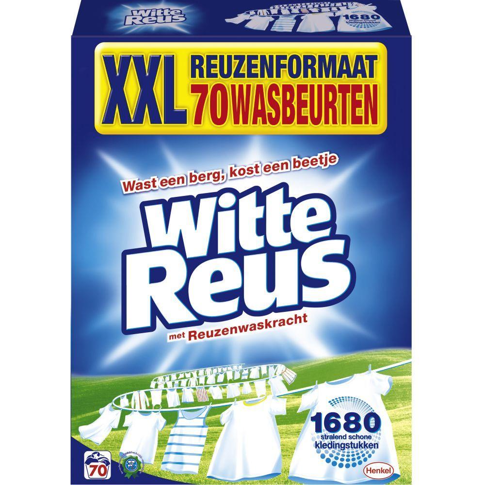 Witte Reus lokale aanbieding (Amstelveen)