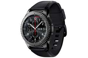 Samsung Gear S3 Frontier smart-watch voor €169 @ Amazon