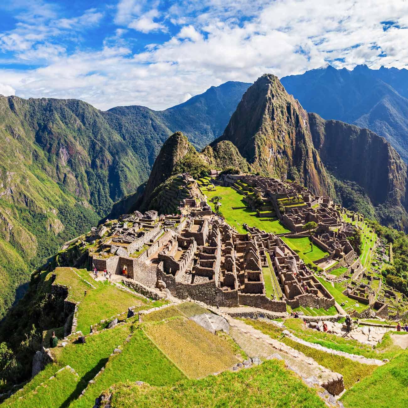 Vliegtickets: Amsterdam naar Peru voor €380 @ Aeromexico