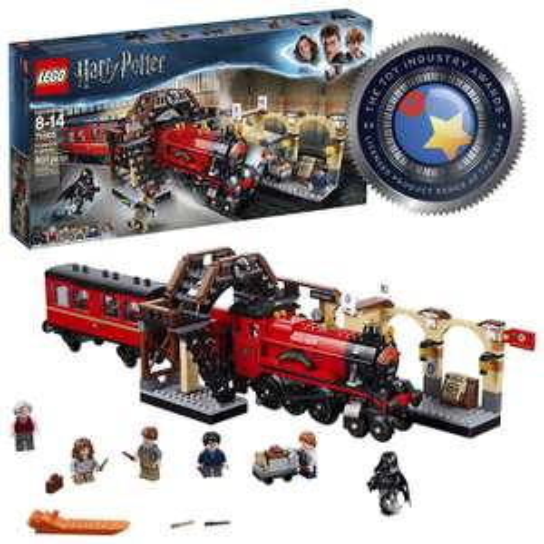Lego De Zweinstein Express (Harry Potter) (75955) @ Amazon UK