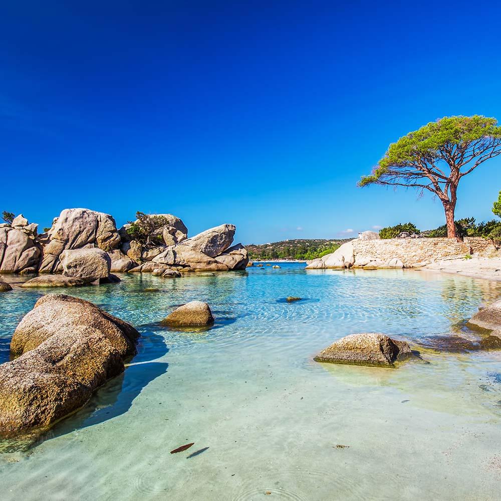 Vliegtickets: Marseille, Corsica en Nice incl. ferry-overtocht voor €107 p.p. @ Corsica Ferries
