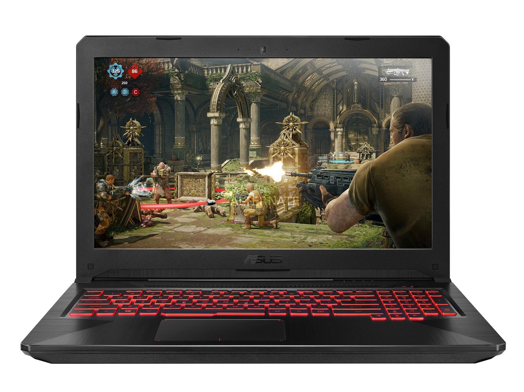 ASUS TUF FX504GE-DM680T gaming notebook GTX1050Ti