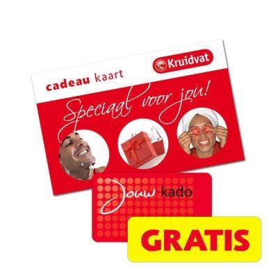 Gratis cadeaukaart t.w.v. €10 bij aankoop van €30 aan wasmiddelen @Kruidvat
