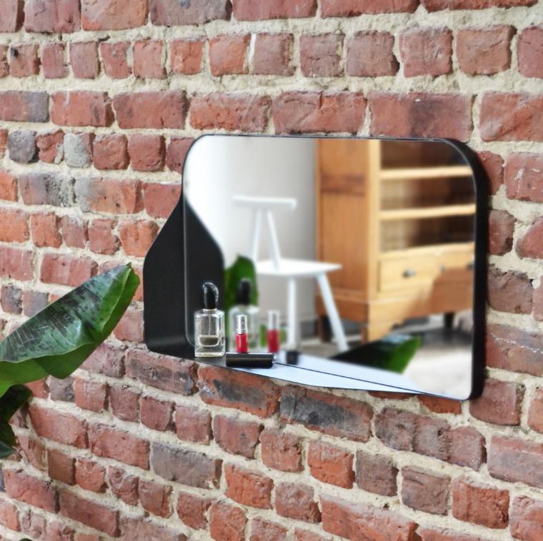 Eno Studio Dorne 2-in-1 wandspiegel 55 cm voor €29,80 @ de Bijenkorf