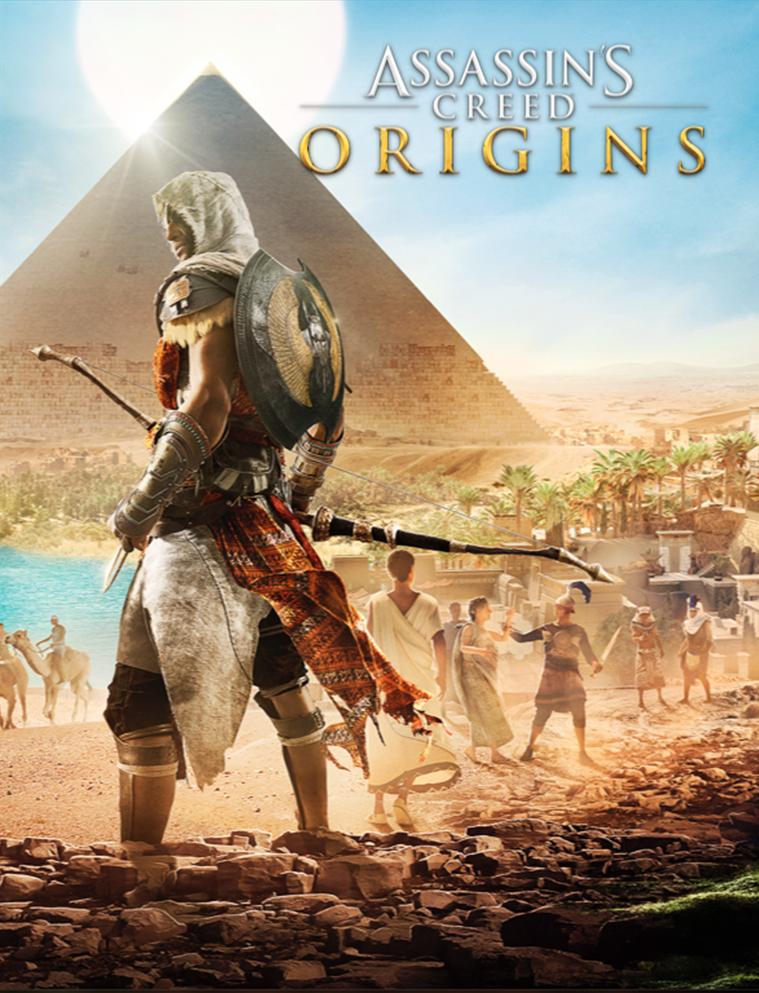 Assassin's Creed: Origins bij Humble Monthly!