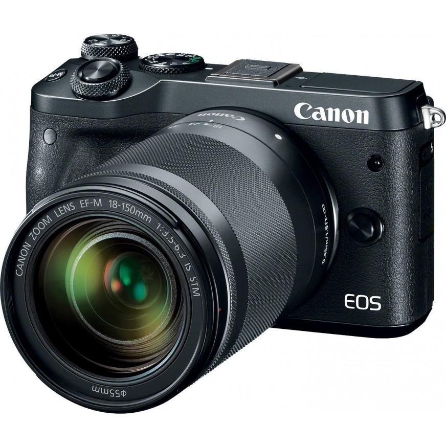 Canon EOS M6 + 18-150mm lens @Fotodevakman