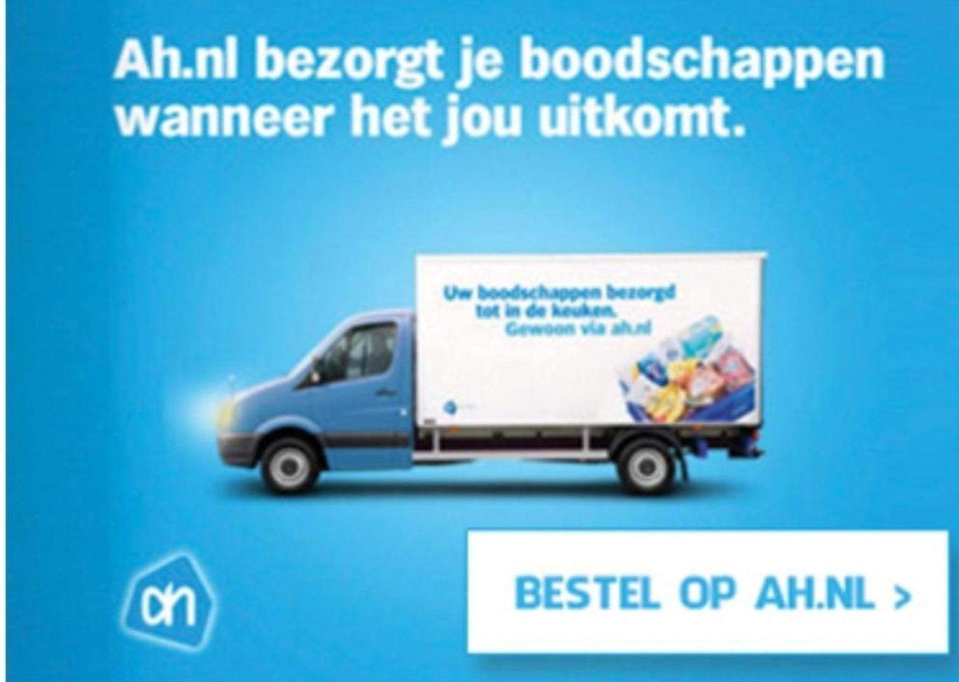 ah.nl gratis bezorgen + (€2,50 korting zie andere pepper aanbieding)