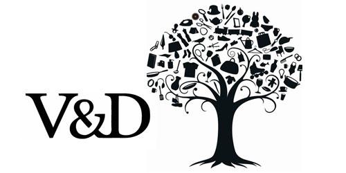 Dit weekend 20% korting op heel veel merken bij V&D