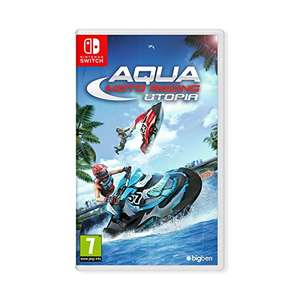 Aqua Moto Racing: Utopia Nintendo Switch @Amazon.es