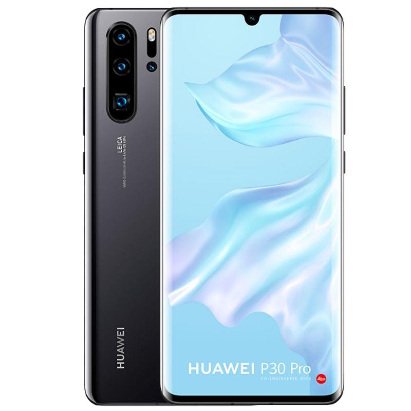 Huawei P30 Pro 256 GB @ Gsmwijzer.nl icm maandelijks opzegbaar Tele2 abonnement