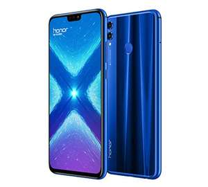 Honor 8X 4GB/64GB Phantom Blue @ Amazon.es