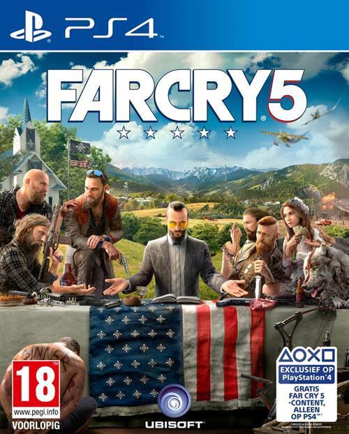Far cry 5 Playstation 4 (digitale kopie)