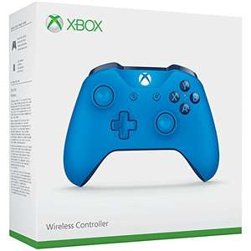 Xbox One Wireless Controller (blauw) @ Amazon.de