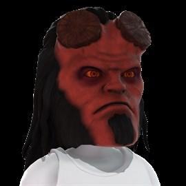 Xbox Avatar Hellboy-masker tijdelijk gratis @ Microsoft