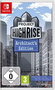 Project Highrise: Architect's Edition - Nintendo Switch @ Amazon.de