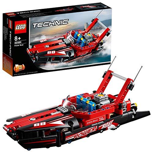 Lego Technic Powerboat 42089 @Amazon.de