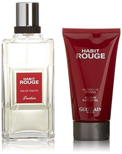 Guerlain Habit Rouge Gift set voor €29,49 @ Amazon.de