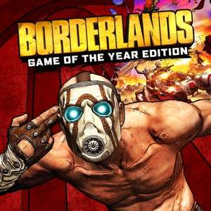 5 Gold Keys gratis voor Borderlands: Game of the Year (PS4/XB1/PC)