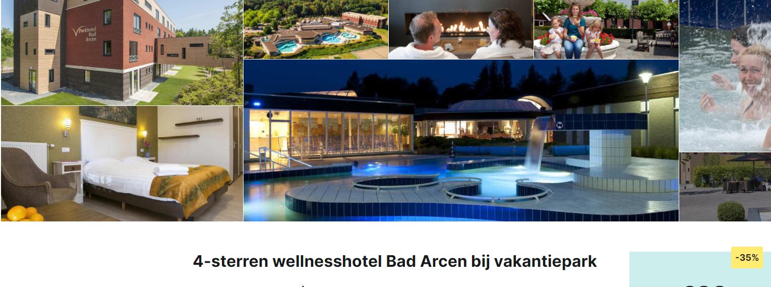 Roompot Parkhotel Bad Arcen