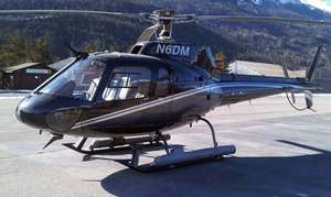 Eurocopter AS350BA helikopter voor €650 (was €692.567) (Prijsfout)