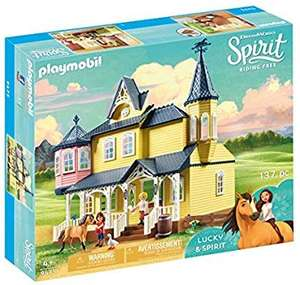 Playmobil Spirit Riding Free Lucky's huis @ Amazon.de