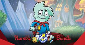 [Games] Humble Humongous Entertainment Bundle @Humble Bundle