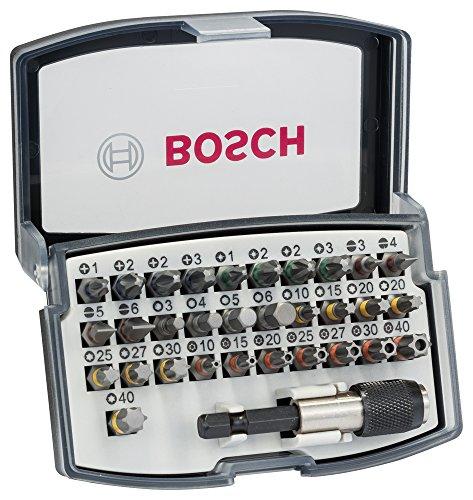Bosch Pro Schroevendraaierbits, 32-delig %Deal vd dag%