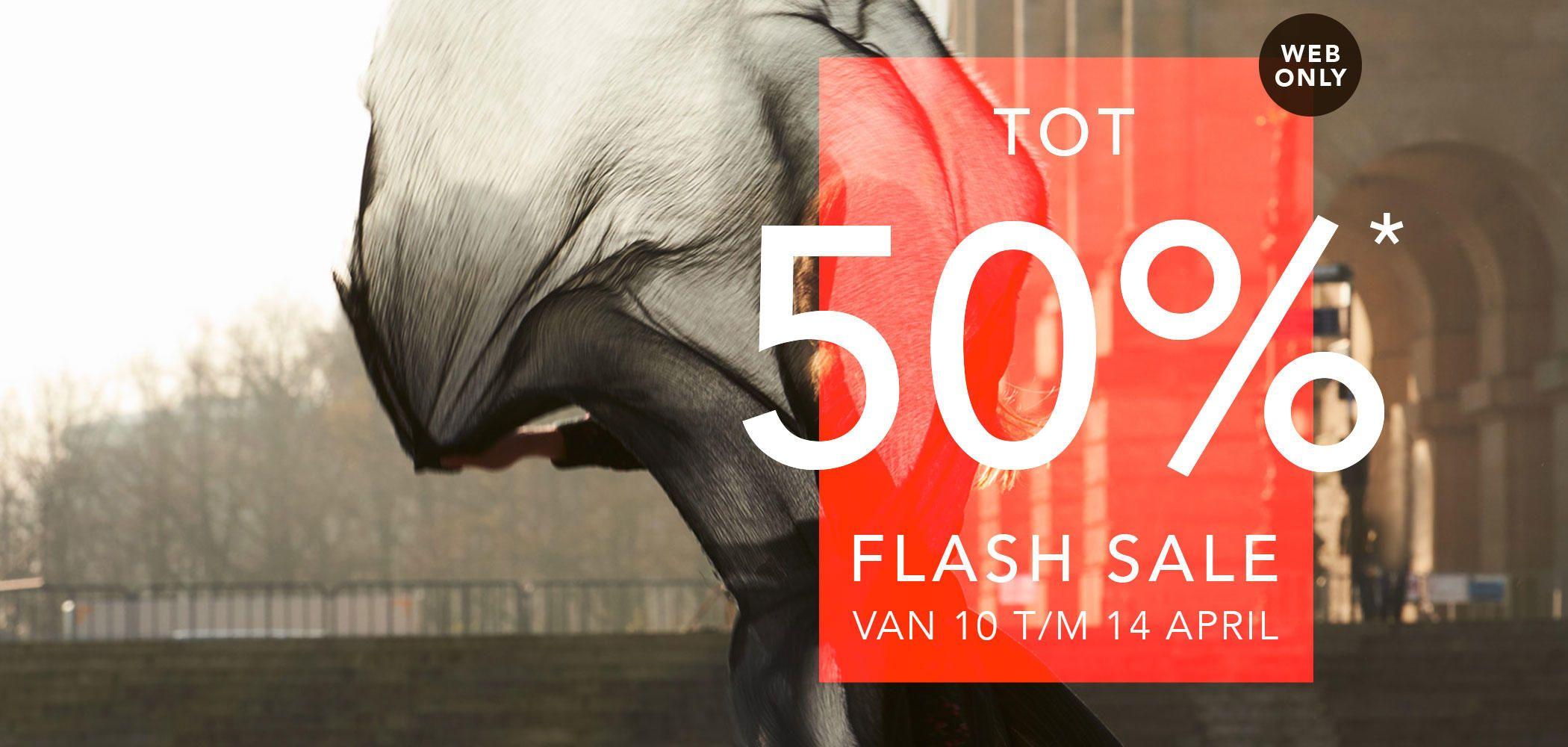 Didi online flash sale - tot 50% korting