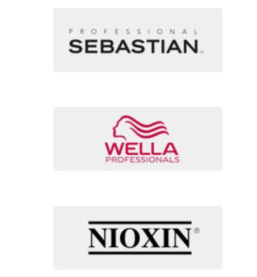 17,5% EXTRAKorting op alle producten vanSebastian,Wella&Nioxin!