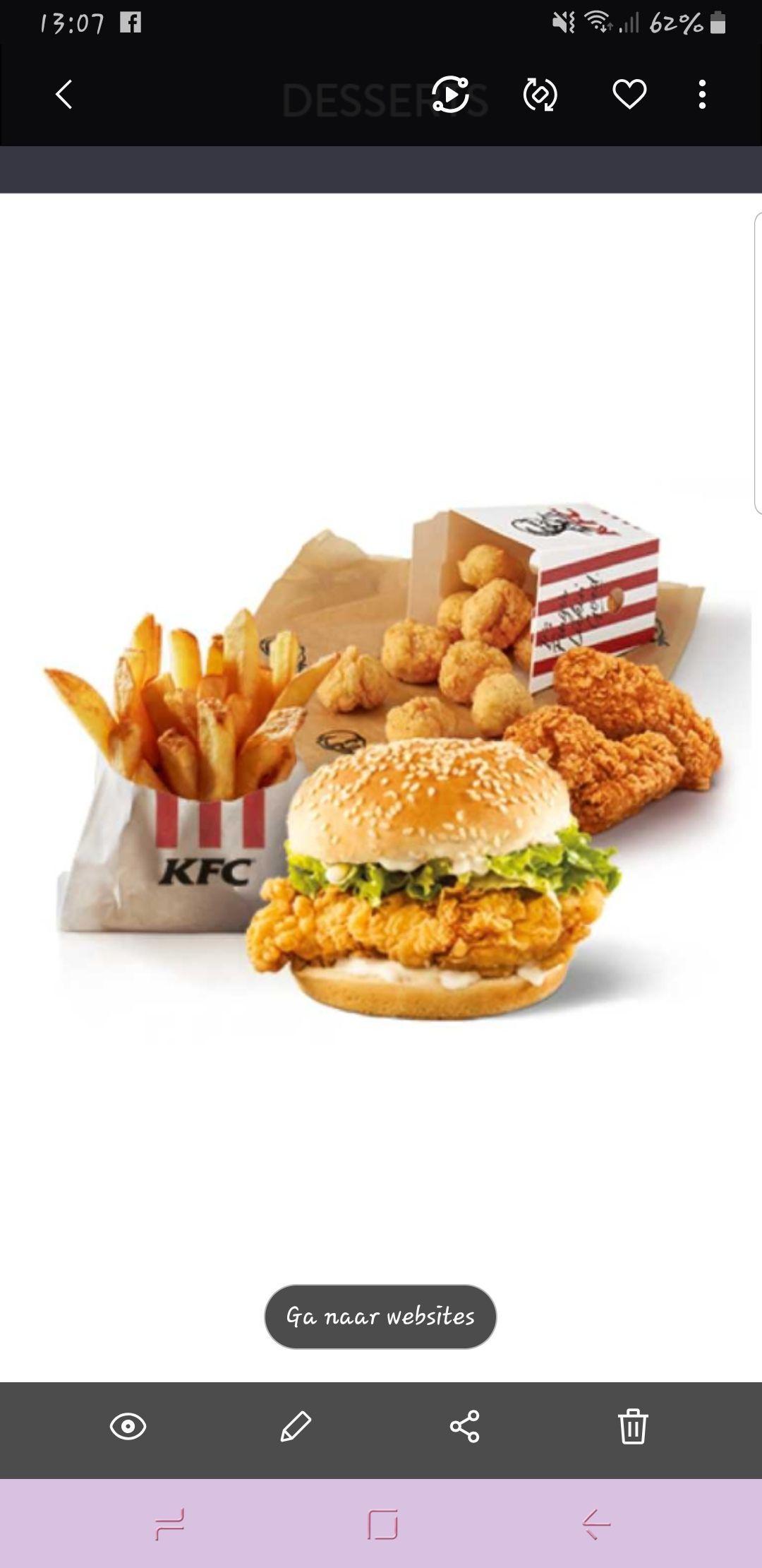 Variety Deal @ KFC