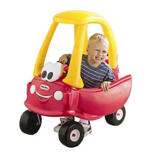 Little Tikes loopauto (6120 Cozy Coupe Anniversary) voor €34 na code  @ Bart Smit
