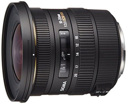 Sigma 10-20mm f/3.5 lens voor €100 minder