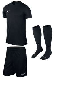 Nike 3-delig tenue Park IV @Geomix