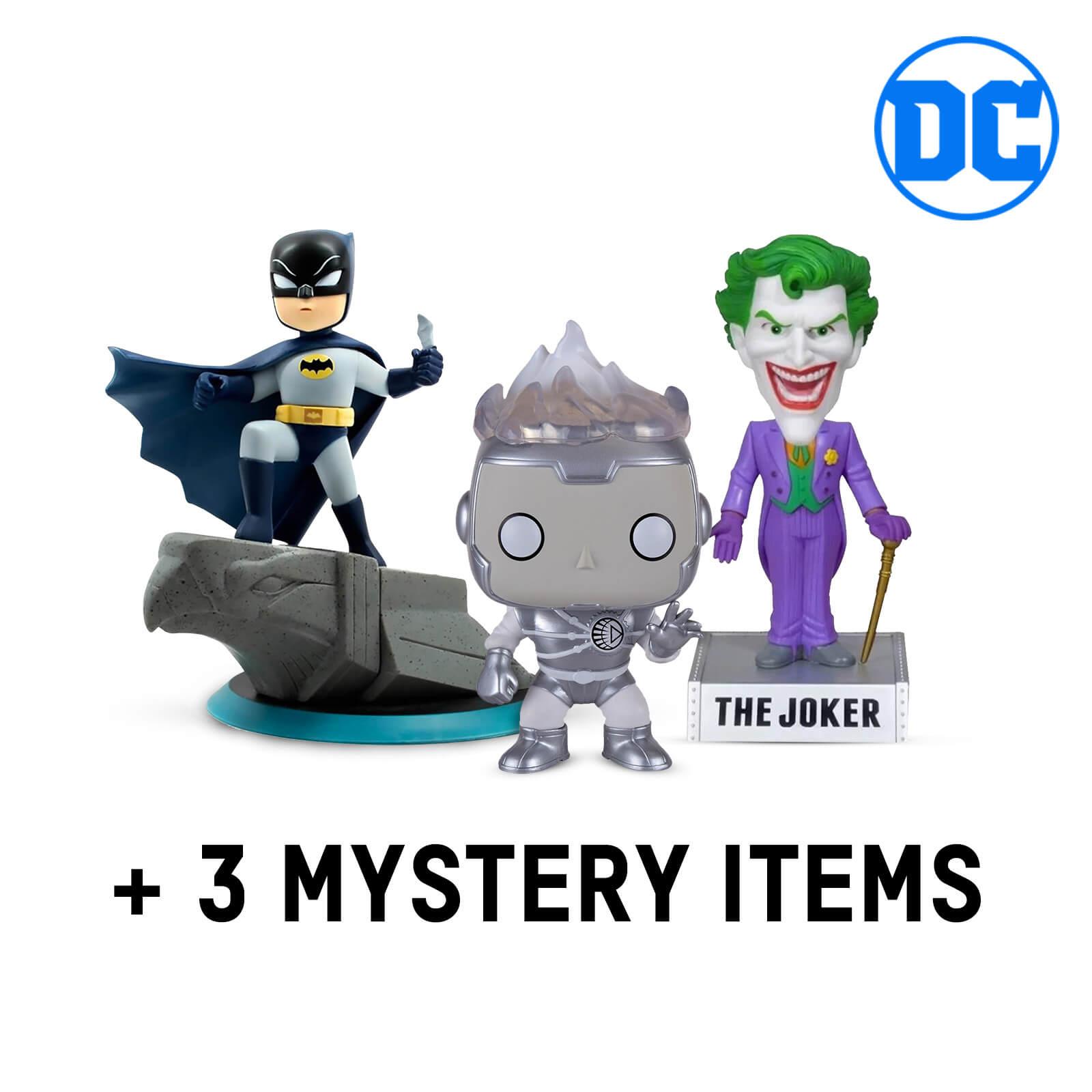 DC Comics Mystery Bundel (6 items) @Zavvi