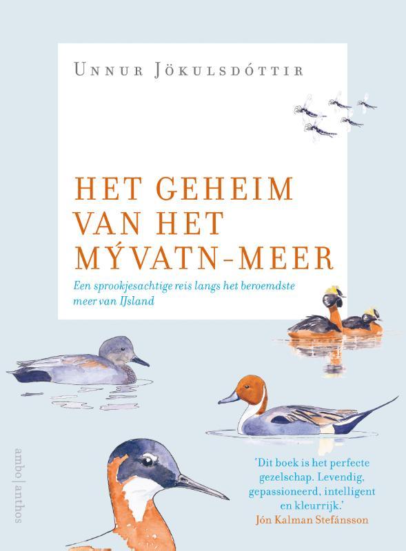 Gratis e-book 'Het geheim van het Mývatnmeer' bij aanmelding nieuwsbrief @Trouw