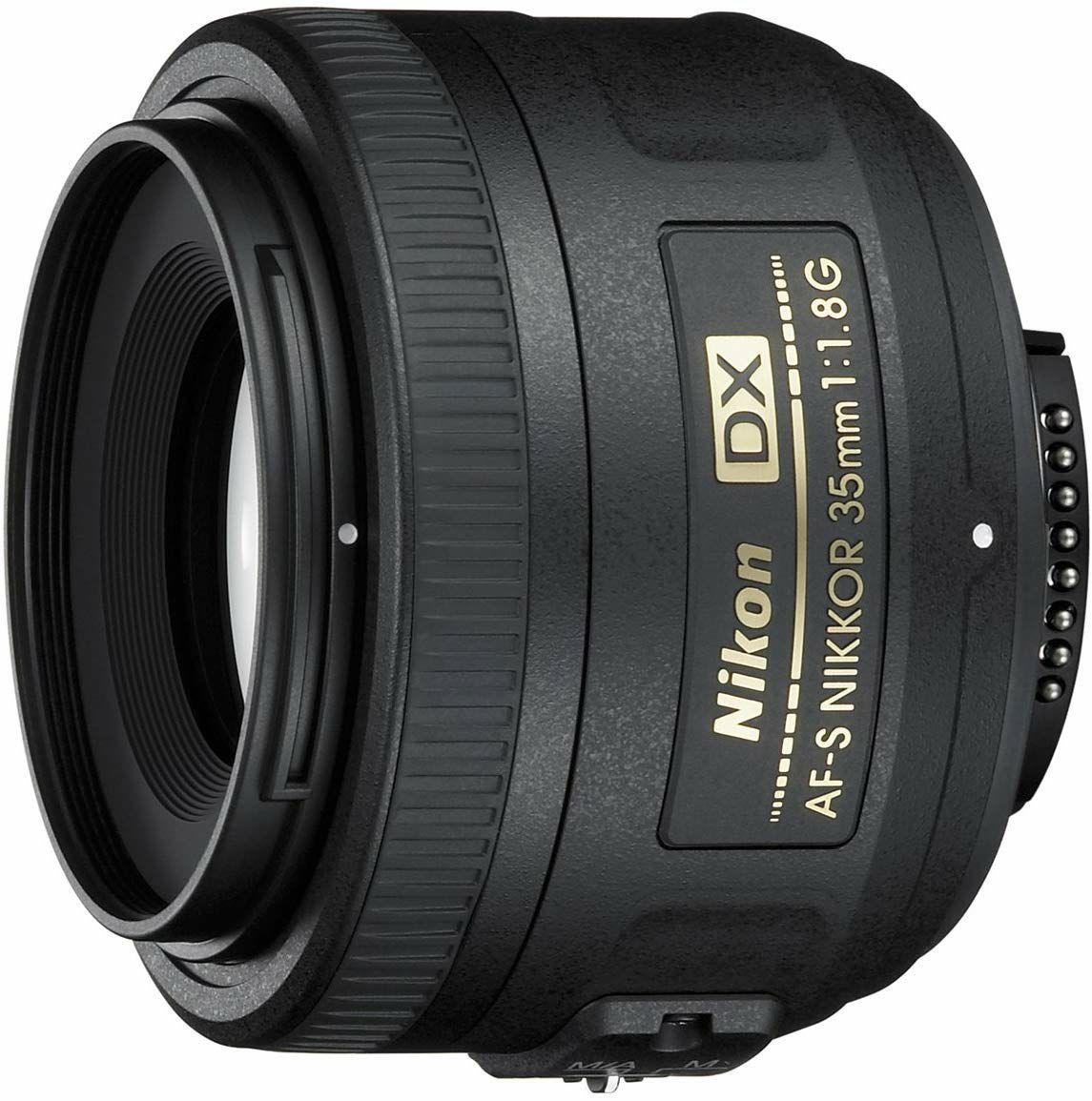 Nikon af-systeem DX nikkor 35mm 1: 1,8gPrime Lens @amazon.de