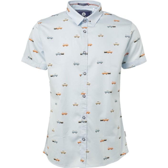 [PRIJSFOUT] Noize shirt met korte mouwen voor €0,01 @ Freewear