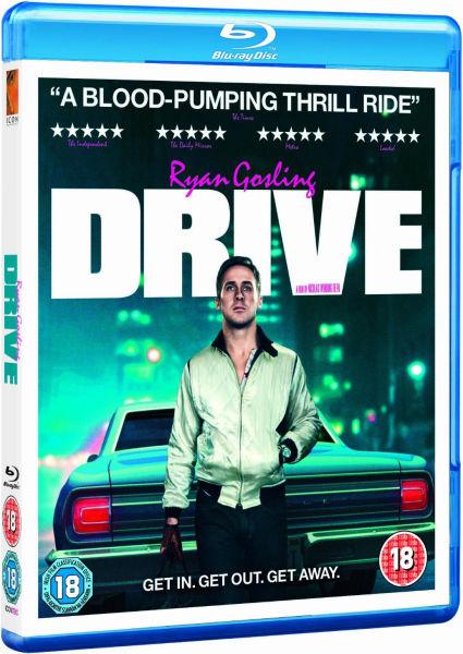 Drive (Blu-ray) voor € 4,64 @ Zavvi