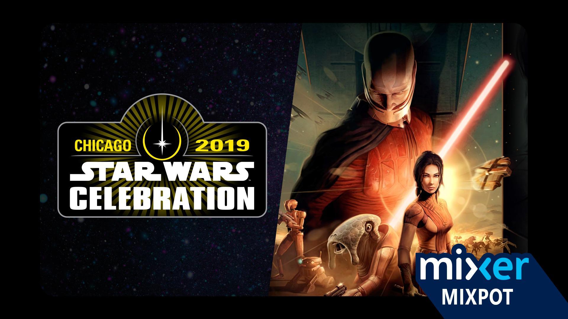 Game Star Wars Knights of the Old Republic (Xbox One) gratis door kijken EA stream @ Mixer