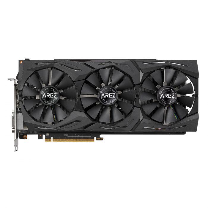 Asus Arez Strix Radeon RX VEGA56 OC Edition 8GB HBM2 [Pricedrop]