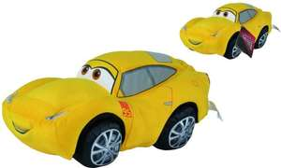 Disney Cars Cruz Ramirez 38cm pluche knuffel voor €9,99 @ Bol.com
