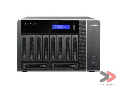 QNAP NAS TVS-EC1080-i3-8G